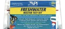 Water Parameter Test Kit for Aquarium Fish Tank